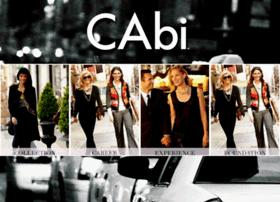 CAbi Scoop Fashion Week