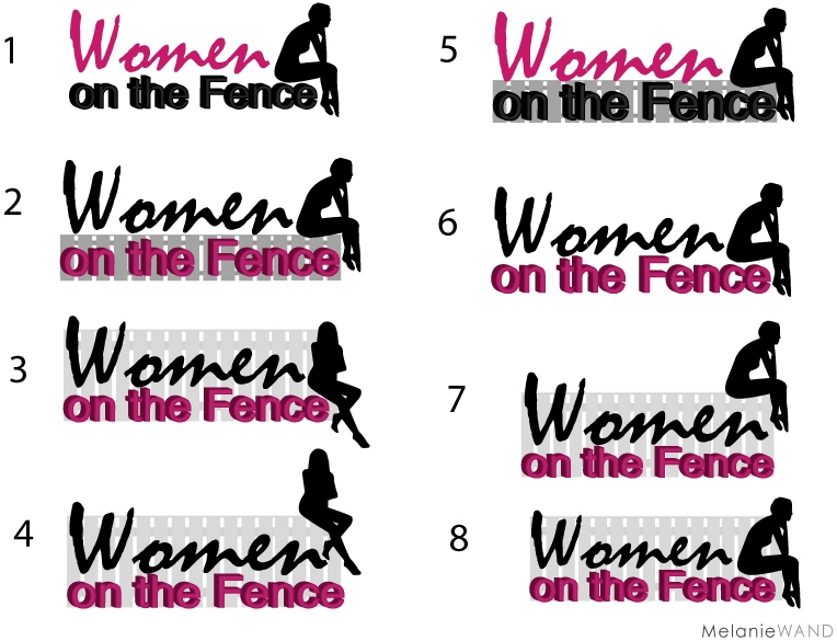 Women On The Fence New Logo