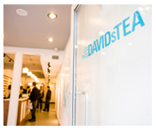 Drink To Your Health With David's Tea