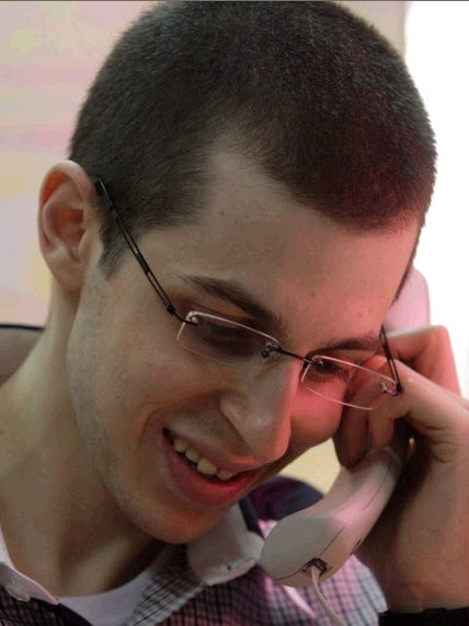 Wordless Wednesday: Gilad Shalit - Do You Trade 1 for 1000?