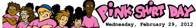 Today is 'Pink Shirt Day' in honor of 'National Anti-Bullying Day': Warning Signs and Prevention