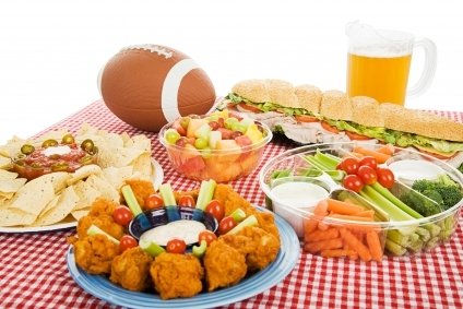 Recipes & Tips for Healthy Eating on Super Bowl Weekend