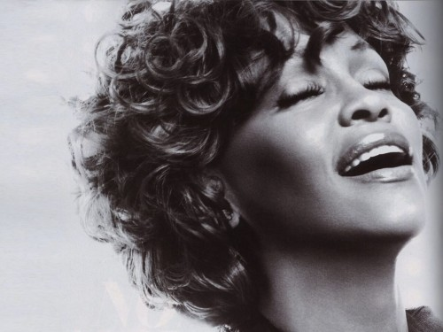 R.I.P. Whitney Houston 1963-2012
