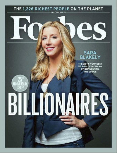 Sara Blakely: My Confession