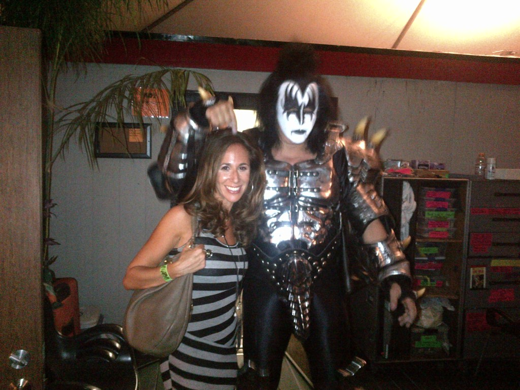Wordless Wednesday: Rockin' Out In LA
