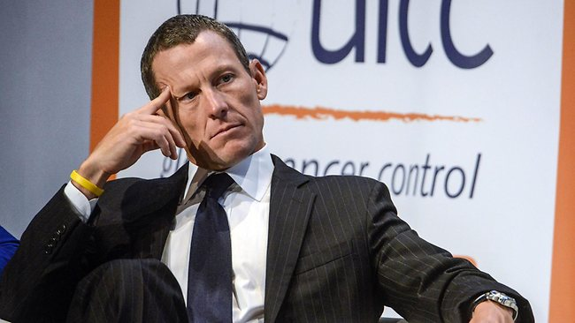 Lance Armstrong: The Fall From Grace