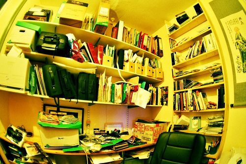 Why You Should Run Your Home Like a Business: How To Declutter and Get Organized