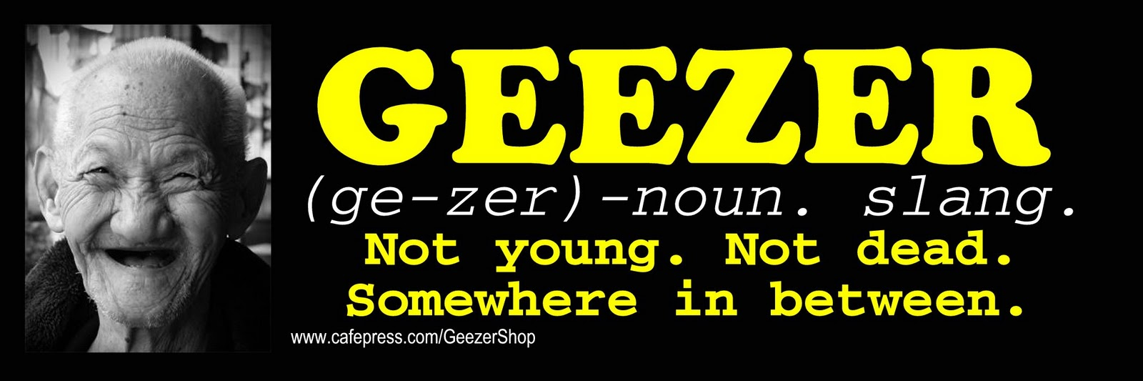 You Know You're a Geezer (and Maybe a Cougar) When…