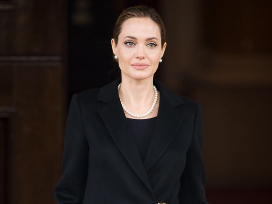 Angelina Jolie: A Woman OFF The Fence