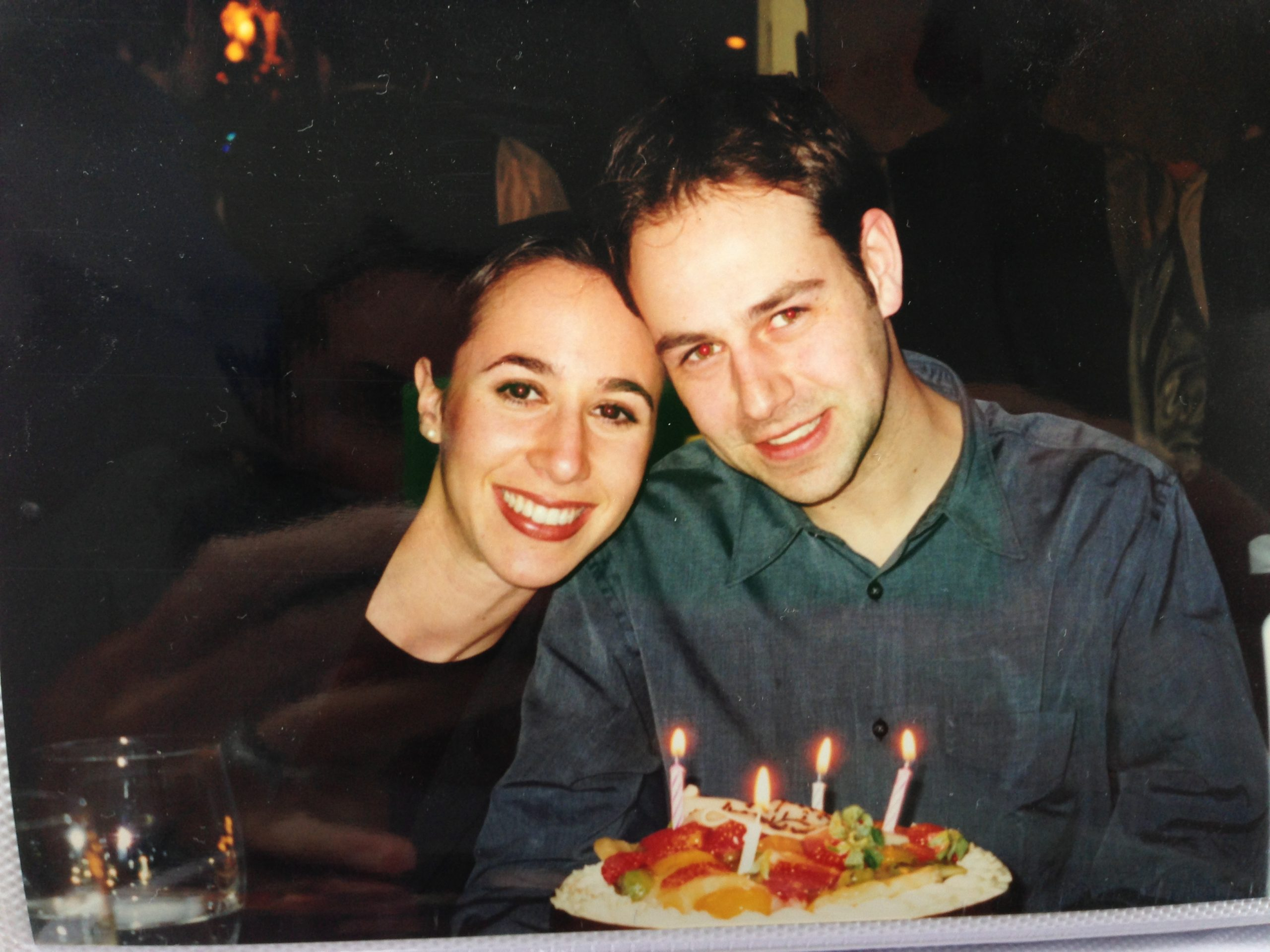 Wordless Wednesday: Celebrating 13 Years Married