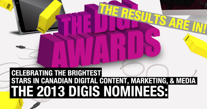 Erica Diamond Named 'Digital Personality of the Year' Nominee