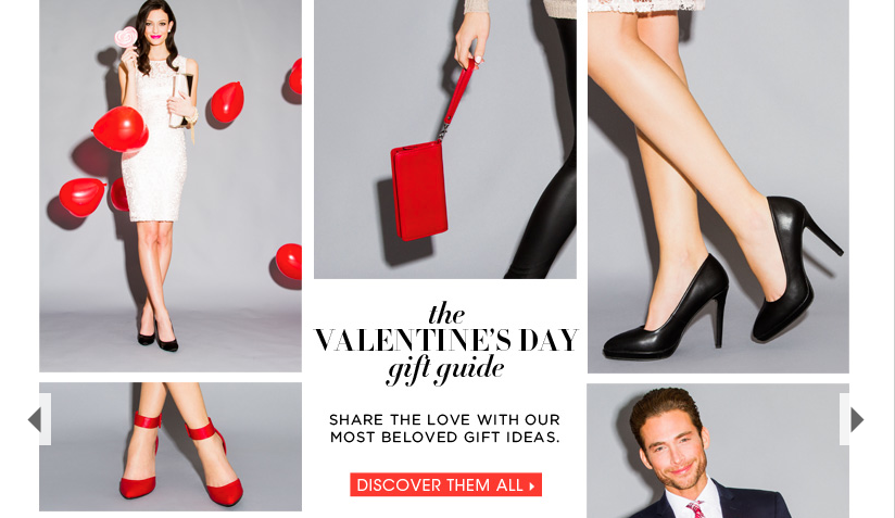 A Valentine's Day Fashion Gift Guide for the Modern Woman
