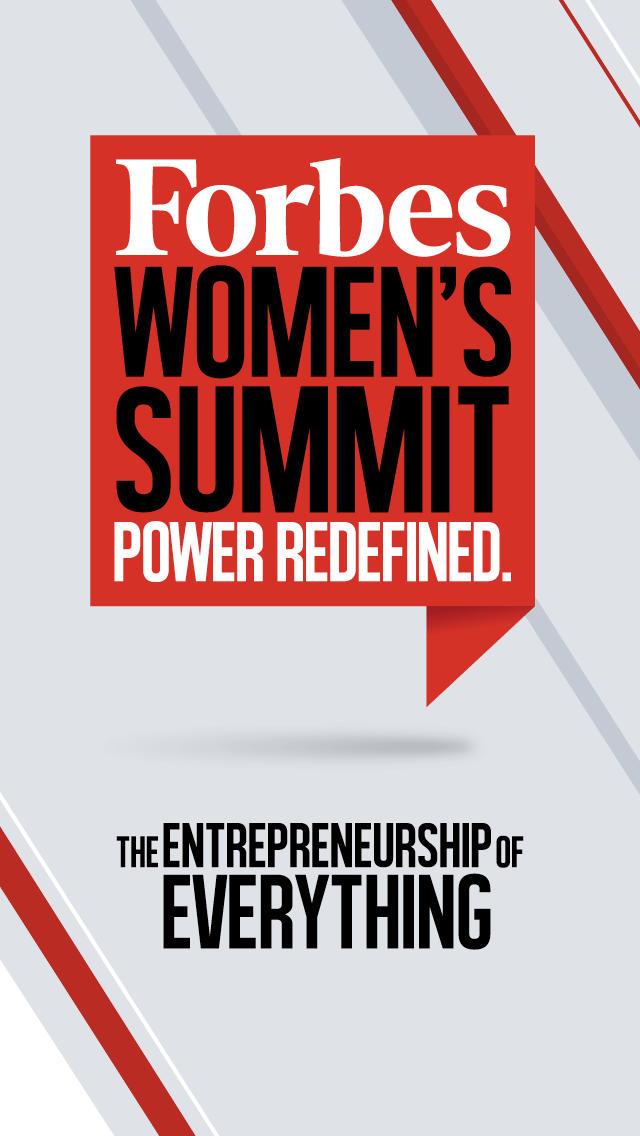 Forbes Women's Summit: A 24 Hour Adventure! #RedefinePower