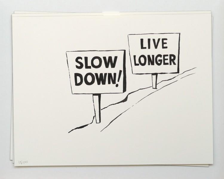 Summer Blogging Slowdown
