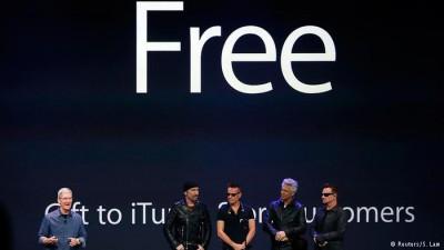 Wordless Wednesday: U2 for ME2!