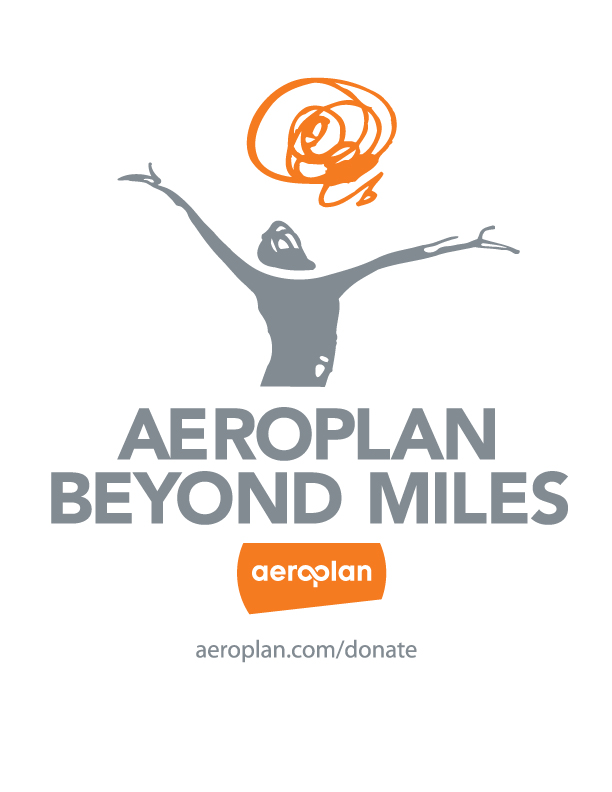 CONTEST: Giving Back With @Aeroplan