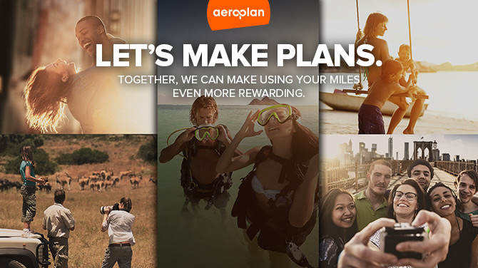 SPRING CONTEST ALERT! Where Would You Travel With @Aeroplan?