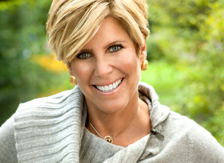 Suze Orman's 10 Tips To Spring Clean Your Finances