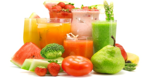 Spring Clean Your Body Through Juicing