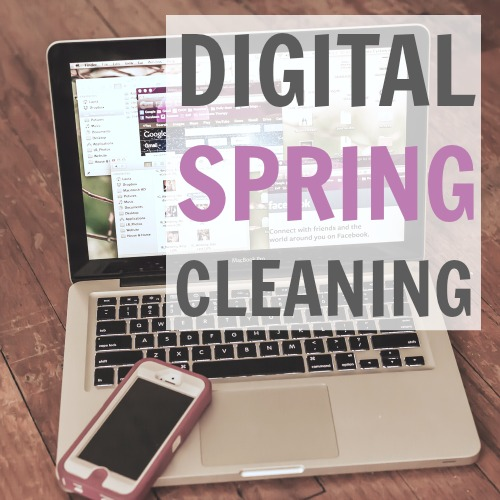 Digital Spring Cleaning with Microsoft @Office!