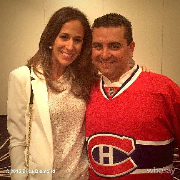 An Evening With The Cake Boss