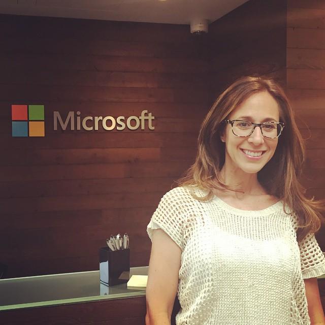A Visit To Microsoft Headquarters