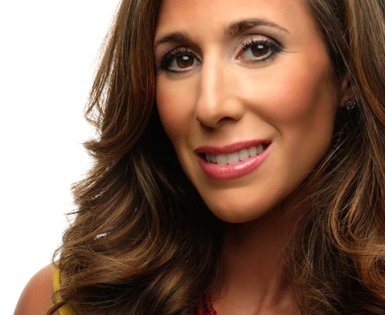 BREAKING ANNOUNCEMENT: Erica Diamond Ambassador for Lancôme Canada
