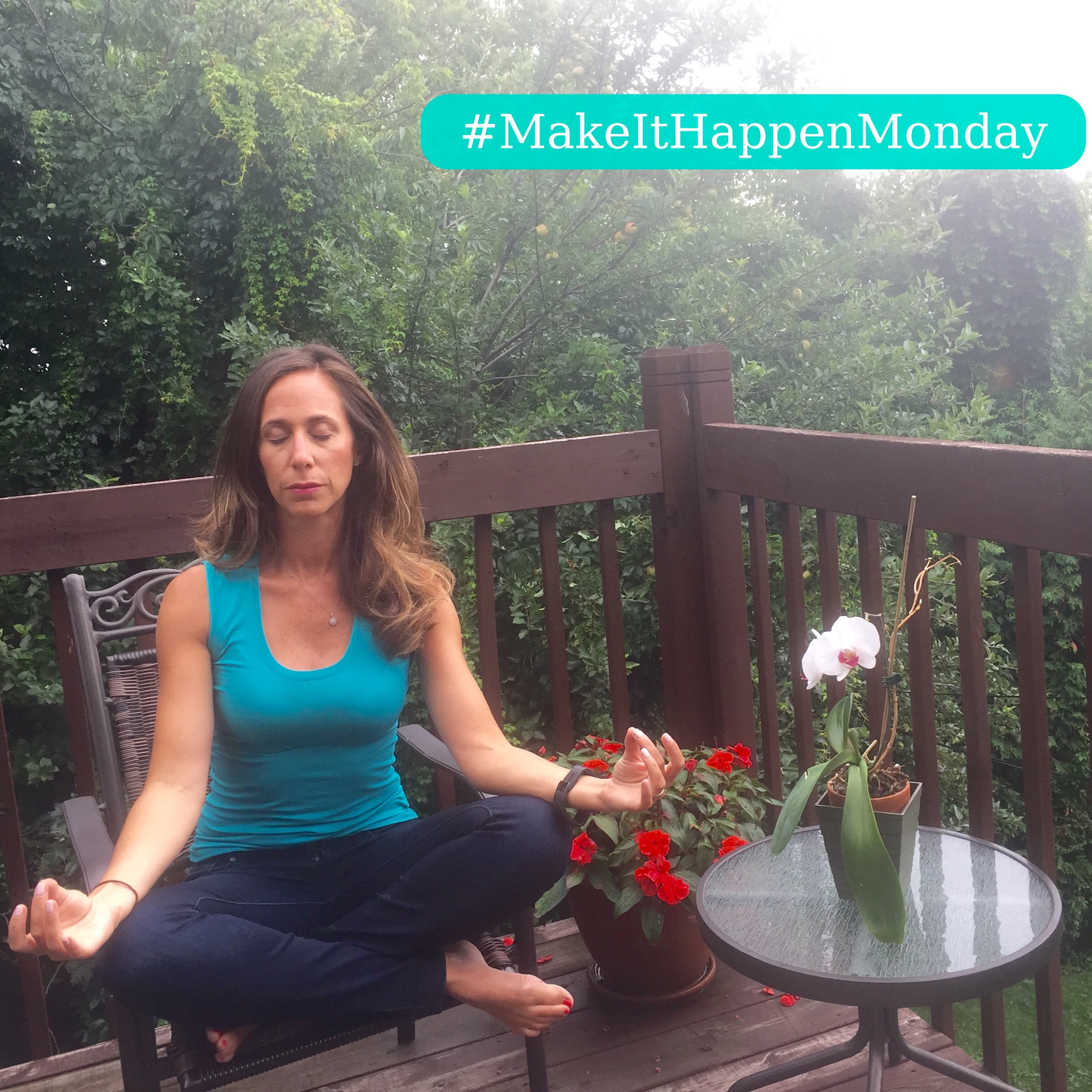 On A Journey To #MakeItHappenMonday