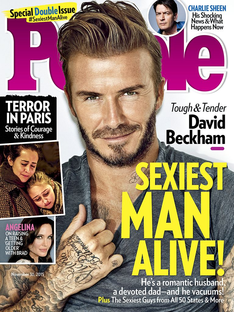 Wordless Wednesday: Sexiest Man Alive