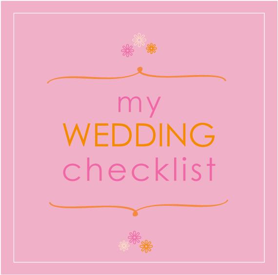 12-Month Ultimate Wedding Planning Checklist