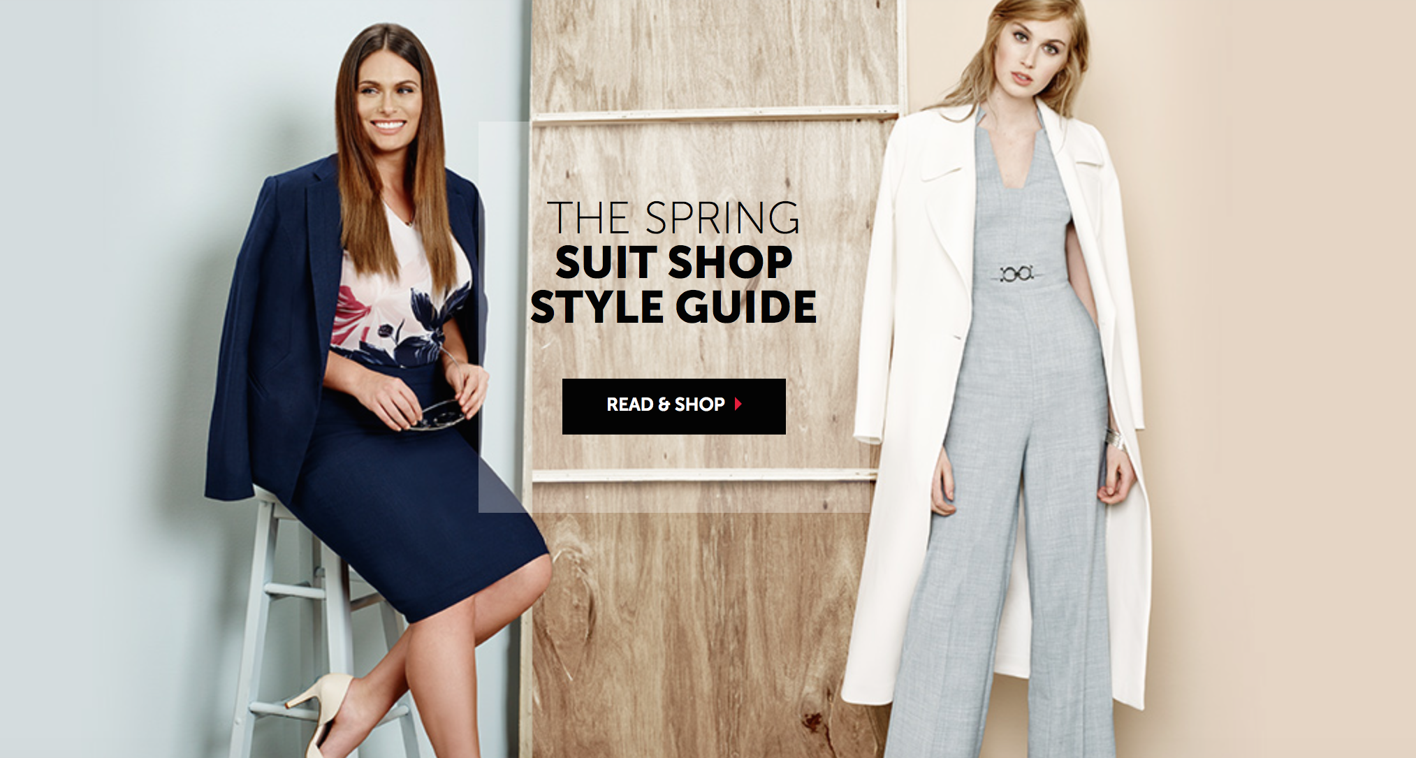 Winter Into Spring Fashion With @LeChateauStyle