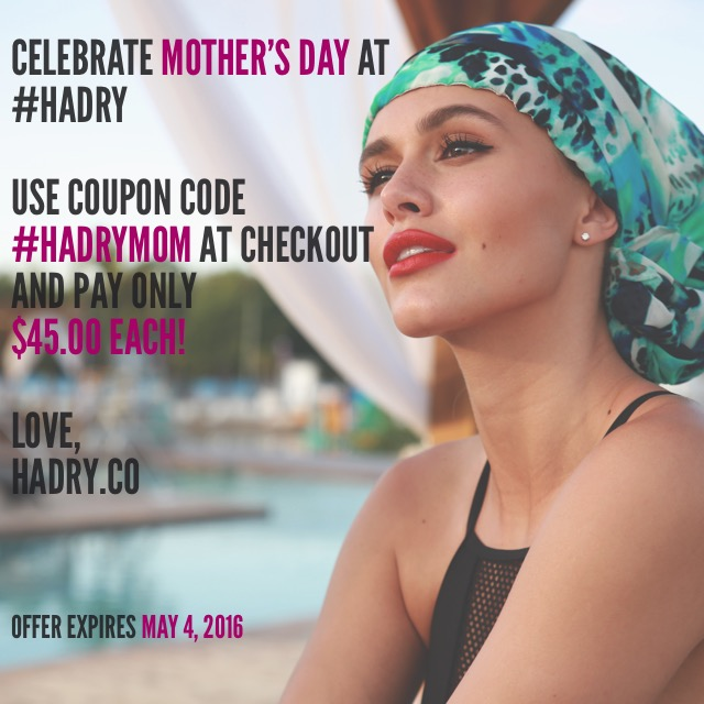 The Perfect Mother's Day Gift With #HADRY