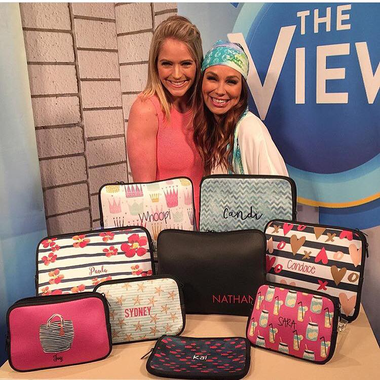 Erica Diamond's New Invention HADRY Debuts on The View!