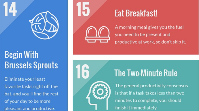 23 Productivity Tips That Will Actually Make You Happier