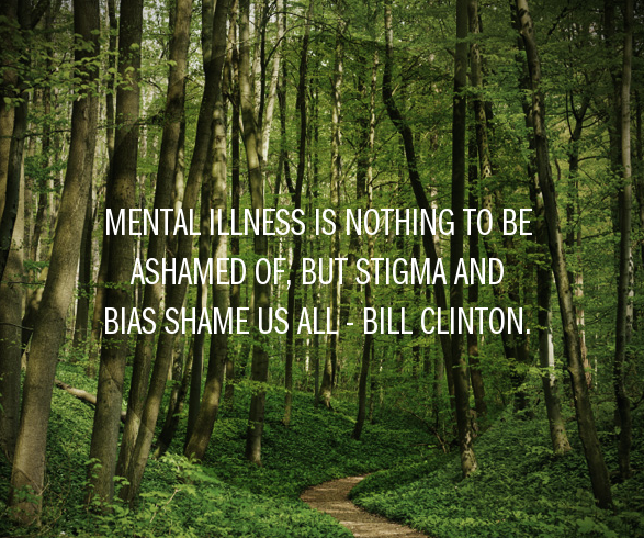 Let's Talk and #EndTheStigma