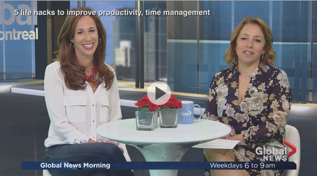 5 Tips To Improve Time Management, Productivity and Organization!