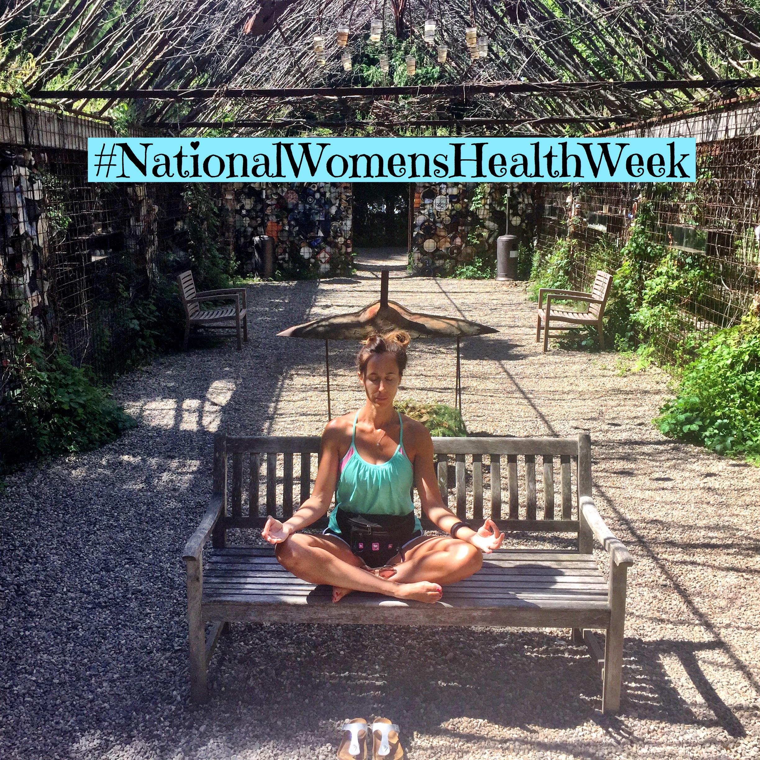 Happy #NationalWomensHealthWeek!