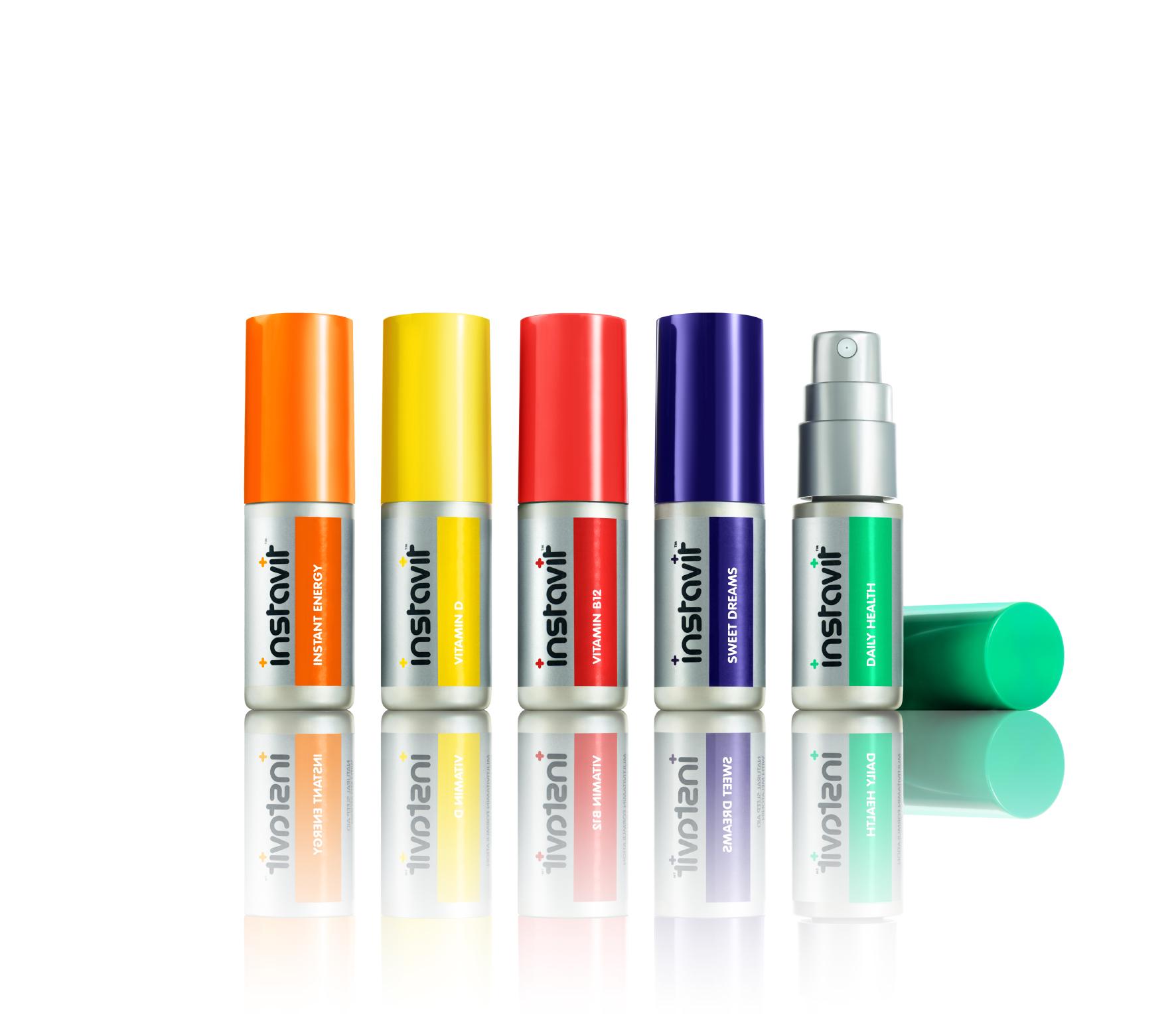 Instavit®: The Liquid Spray Vitamin For People On The Go