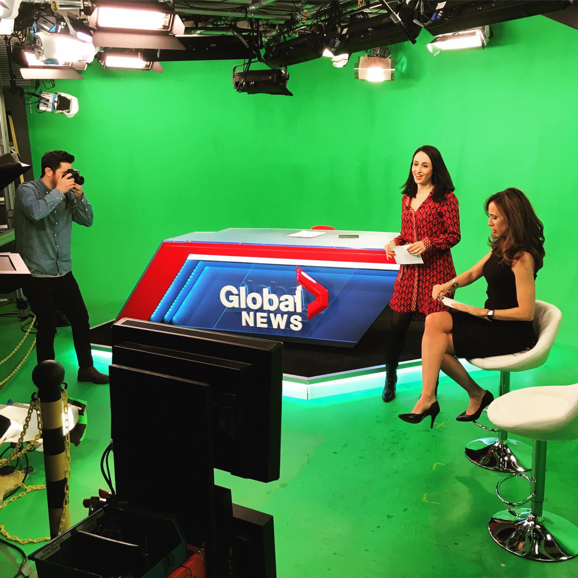 Celebrating 5 Years With Global TV's Morning News