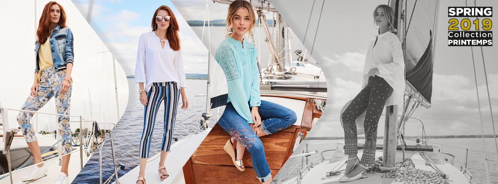 8 Spring Fashion Trends for Women - Erica Diamond